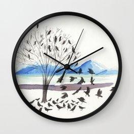 Krár Alþingi Wall Clock