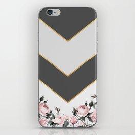 Always beautiful roses iPhone Skin
