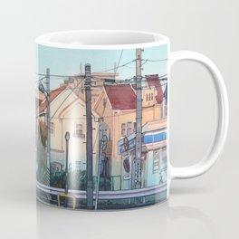 Evening street Coffee Mug