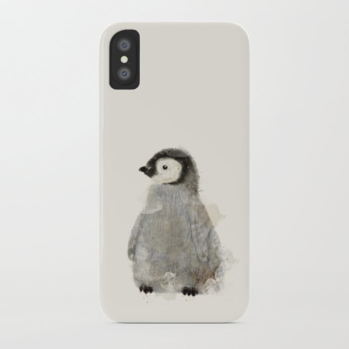 little penguin iPhone Case