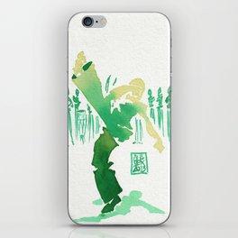 Capoeira 329 iPhone Skin