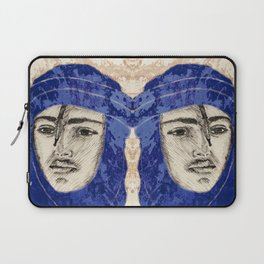 Proud Tuareg  Laptop Sleeve