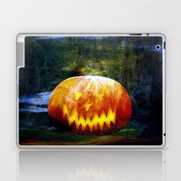 Jack O Lantern By Annie Zeno  Laptop & iPad Skin