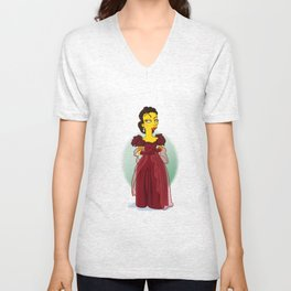 Golden Age: Vivien Unisex V-Neck