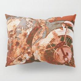 Disintegration Pillow Sham