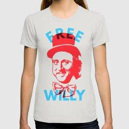 Free Willy (Wonka) T-shirt