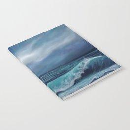 Moody waves Notebook