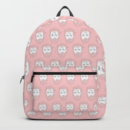 Pink yet still Hardy Backpack