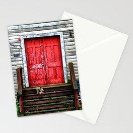 The Last Parishioner Stationery Cards