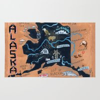 looking for alaska Area & Throw Rugs featuring ALASKA by Christiane Engel