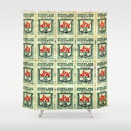 S&H GREEN STAMPS Shower Curtain