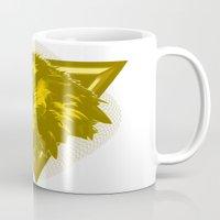 hawk Mugs featuring Hawk by Joe Baron