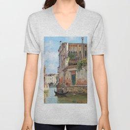 Palazzo Contarini - Digital Remastered Edition Unisex V-Neck