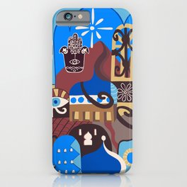 Camel on the Roof iPhone Case