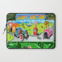 Jalopy Junction 3 Laptop Sleeve