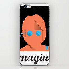 imagine iPhone Skin