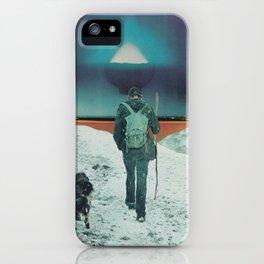 LONG DISTANCE iPhone Case