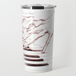 Piano hands Travel Mug