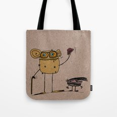 - thinking about family - Tote Bag