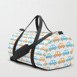 The Essential Patterns of Childhood - Car Duffle Bag