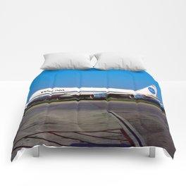 PanAm 747 Clipper Comforters