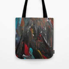 Fire Mountain Tote Bag