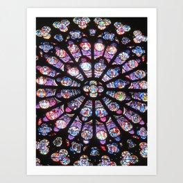 Blessed Light Art Print