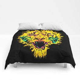 Hannibal Tripped Comforters