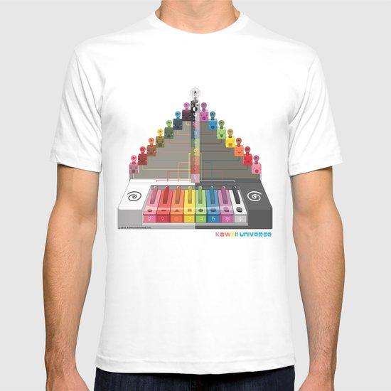 Kawaii Speak Visual : Design Digital  T-shirt