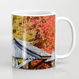Resting Area in Full Colour Coffee Mug