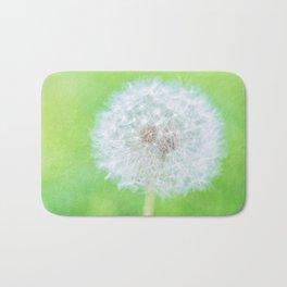 Dandelion - Just Woke Up Beauty Bath Mat