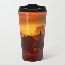 The Essence of the Southwest Travel Mug