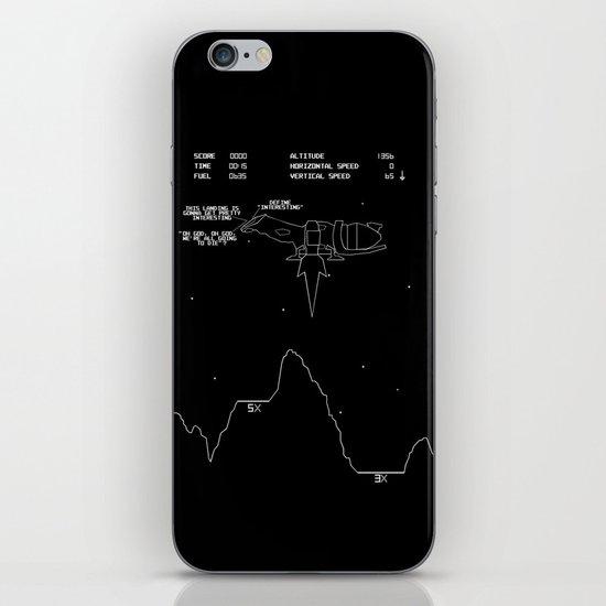Serenity Lander iPhone & iPod Skin