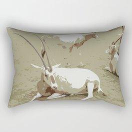 Oryx 1 Rectangular Pillow