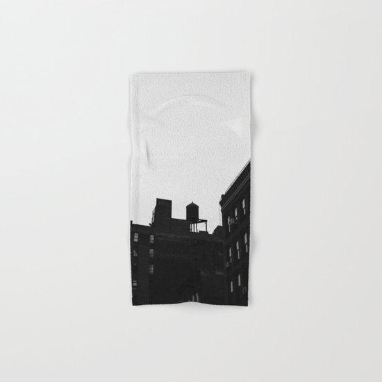 Chelsea Architecture II Hand & Bath Towel