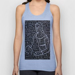 Mother and Child Unisex Tank Top