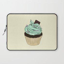 Spongy Cupcake Laptop Sleeve
