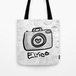 Camera Elvie Tote Bag