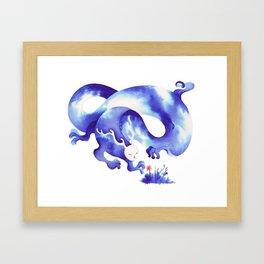 Anomaly Framed Art Print