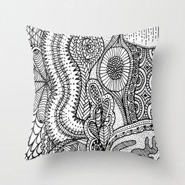 Trapt Throw Pillow