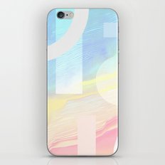 Shore Synth #2 iPhone & iPod Skin