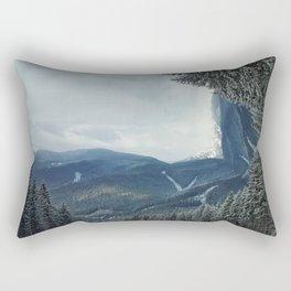 Carpathians Rectangular Pillow