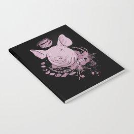 pig parts Notebook