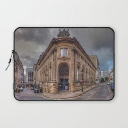 The Old Financial District Laptop Sleeve