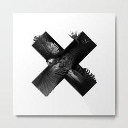 Xotic Metal Print