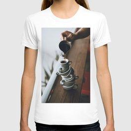 Coffee Tower T-shirt