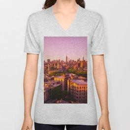 New York, I Love You (West Village Edition) Unisex V-Neck