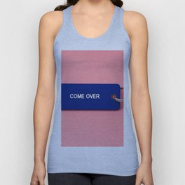 Come Over Unisex Tank Top