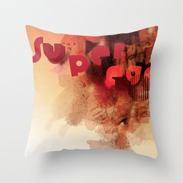 freud's superego Throw Pillow