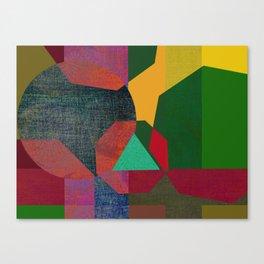 WONDERWORLD 2 Canvas Print